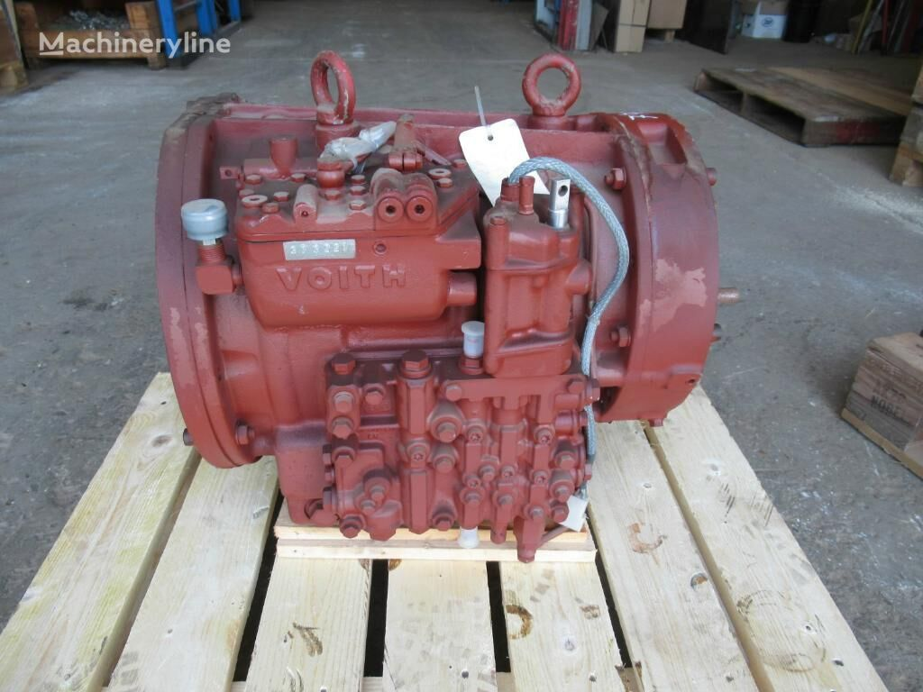 Voith 843 gearbox for excavator