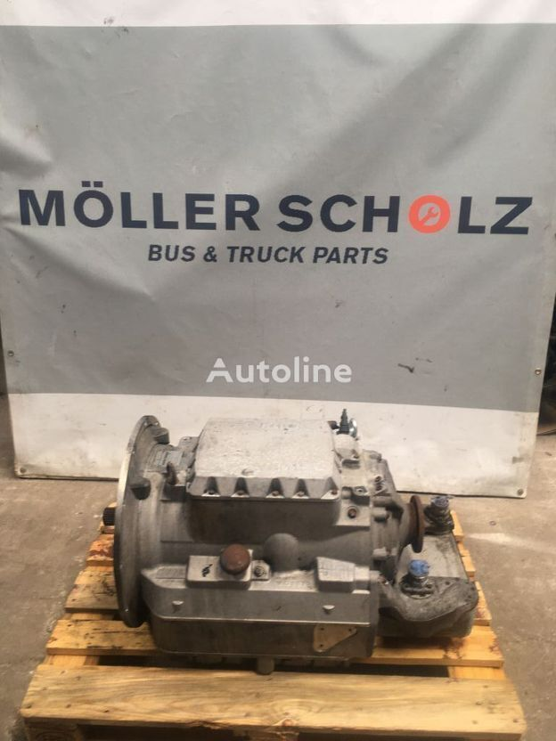 Voith DIWA 854.5 C4XTOR2-8.5 gearbox for truck