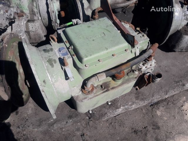 Voith DIWABUS 854.2 gearbox for tractor unit