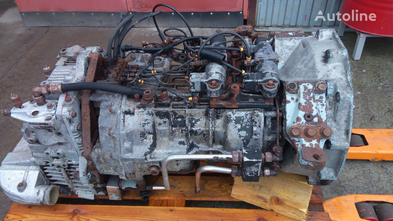 ZF gearbox for MAN bus