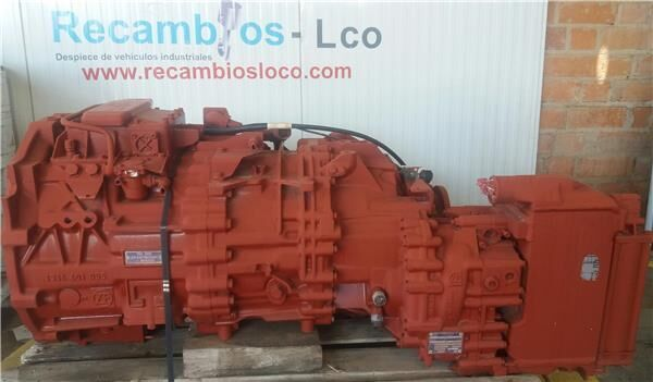 ZF gearbox for IVECO  ASTRONIC PARTS: 6085 020 002 truck