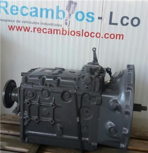 ZF gearbox for VOLVO S 6 65 PARTS: 1246 000 800 truck