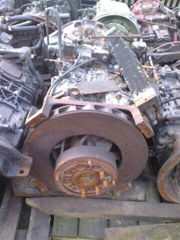 ZF gearbox for VAN HOOL 815-816  bus