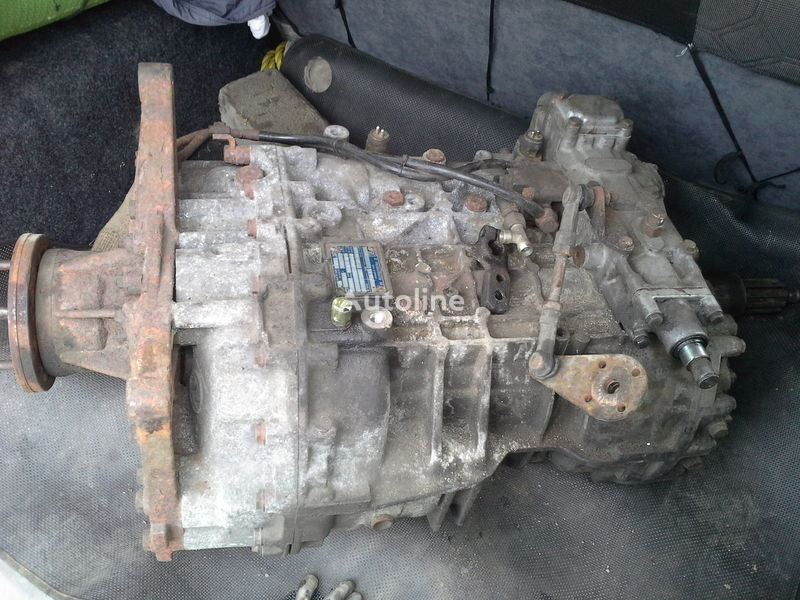 ZF gearbox for SETRA bus