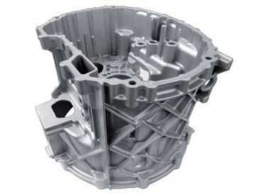 new ZF gearbox for MAN F truck