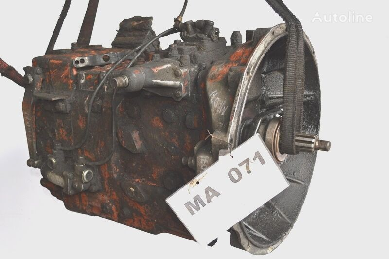 ZF (01.86-12.97) gearbox for MAN 2-series M/F (1986-1998) truck