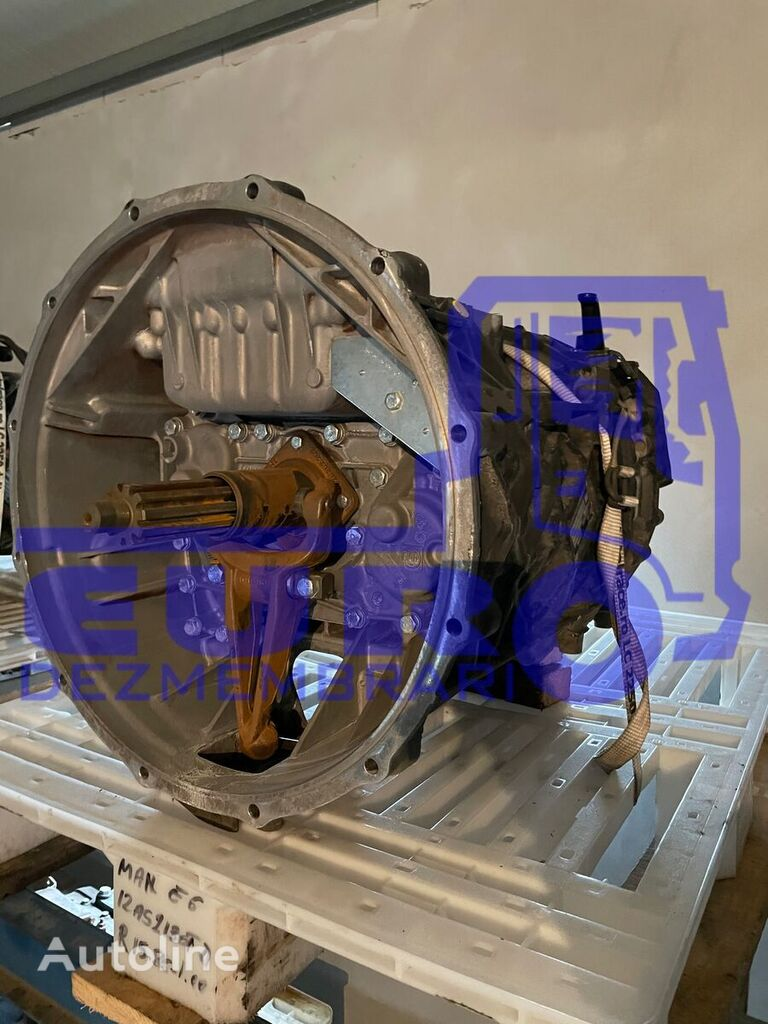 ZF 12 AS 2130 TD gearbox for tractor unit