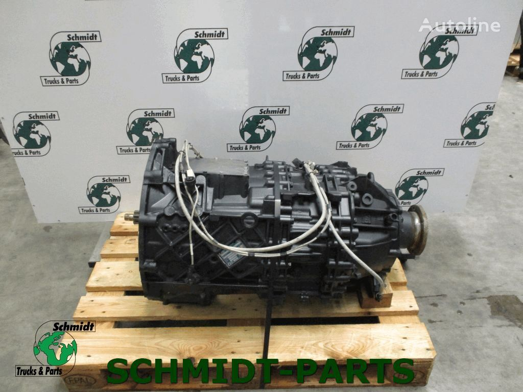 ZF 12 AS 2130 TD Euro6 (1912113) gearbox for DAF truck