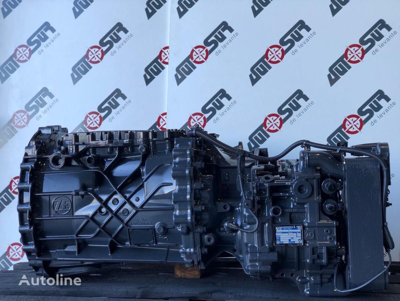 ZF 12 AS 2301 BO IT (1348045001) gearbox for truck