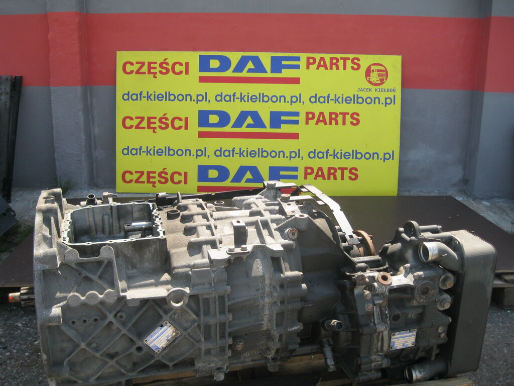 ZF 12 AS 2331 TD 12 AS 2131 TD gearbox for DAF XF 105 tractor unit