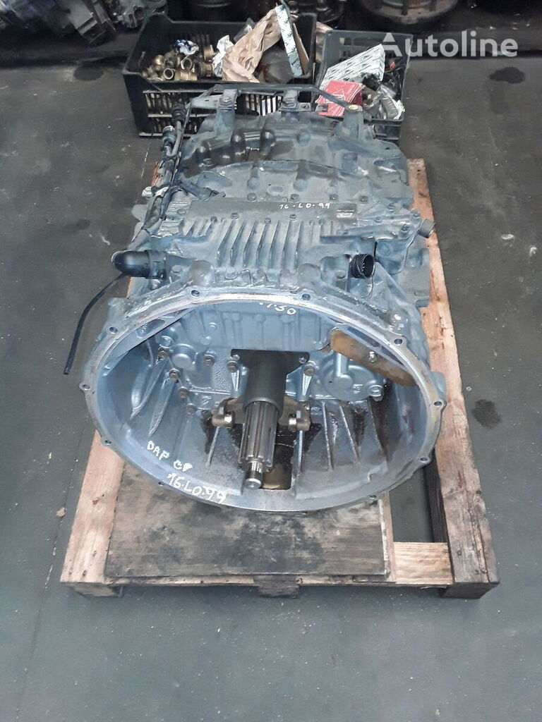 ZF 12AS2130TD gearbox for tractor unit