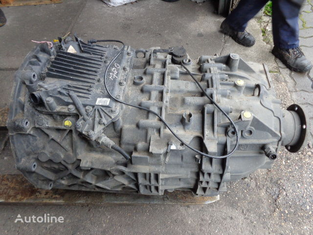 ZF 12AS2130TD gearbox for MAN TGX tractor unit