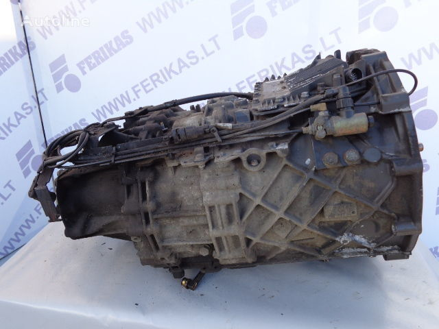 ZF 12AS2130TD gearbox in good condition 12AS2130 TD gearbox for DAF XF105 tractor unit