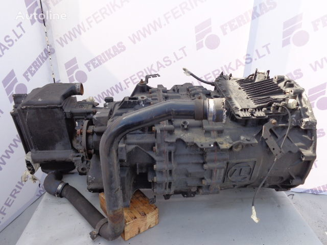 ZF 12AS2301 IT complete gearbox (81.32003-6657) gearbox for MAN TGA 510 tractor unit