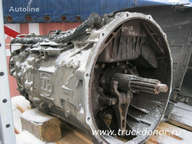 ZF 12AS2330 gearbox for DAF truck