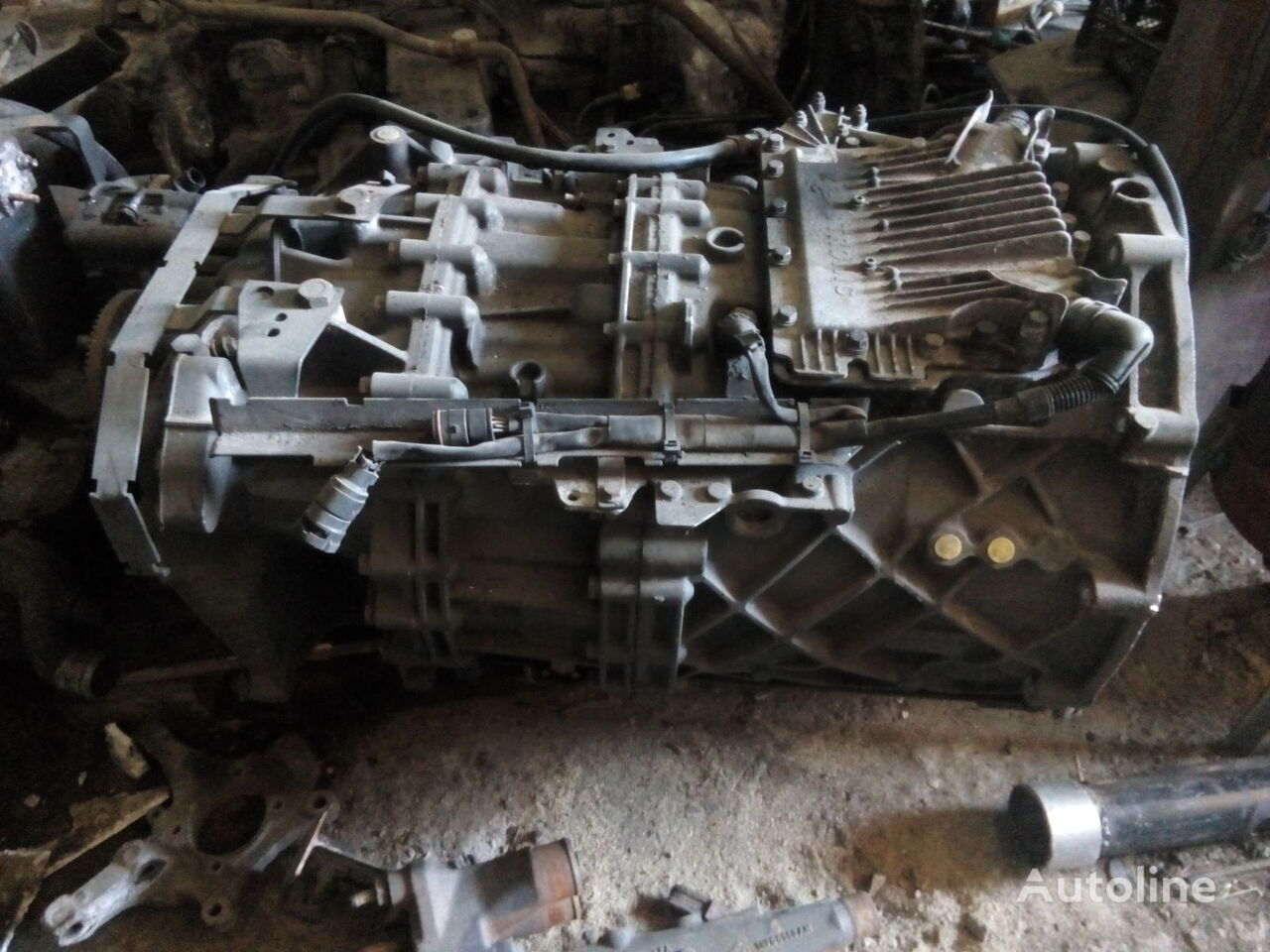 ZF 12AS2331 gearbox for DAF XF105 tractor unit