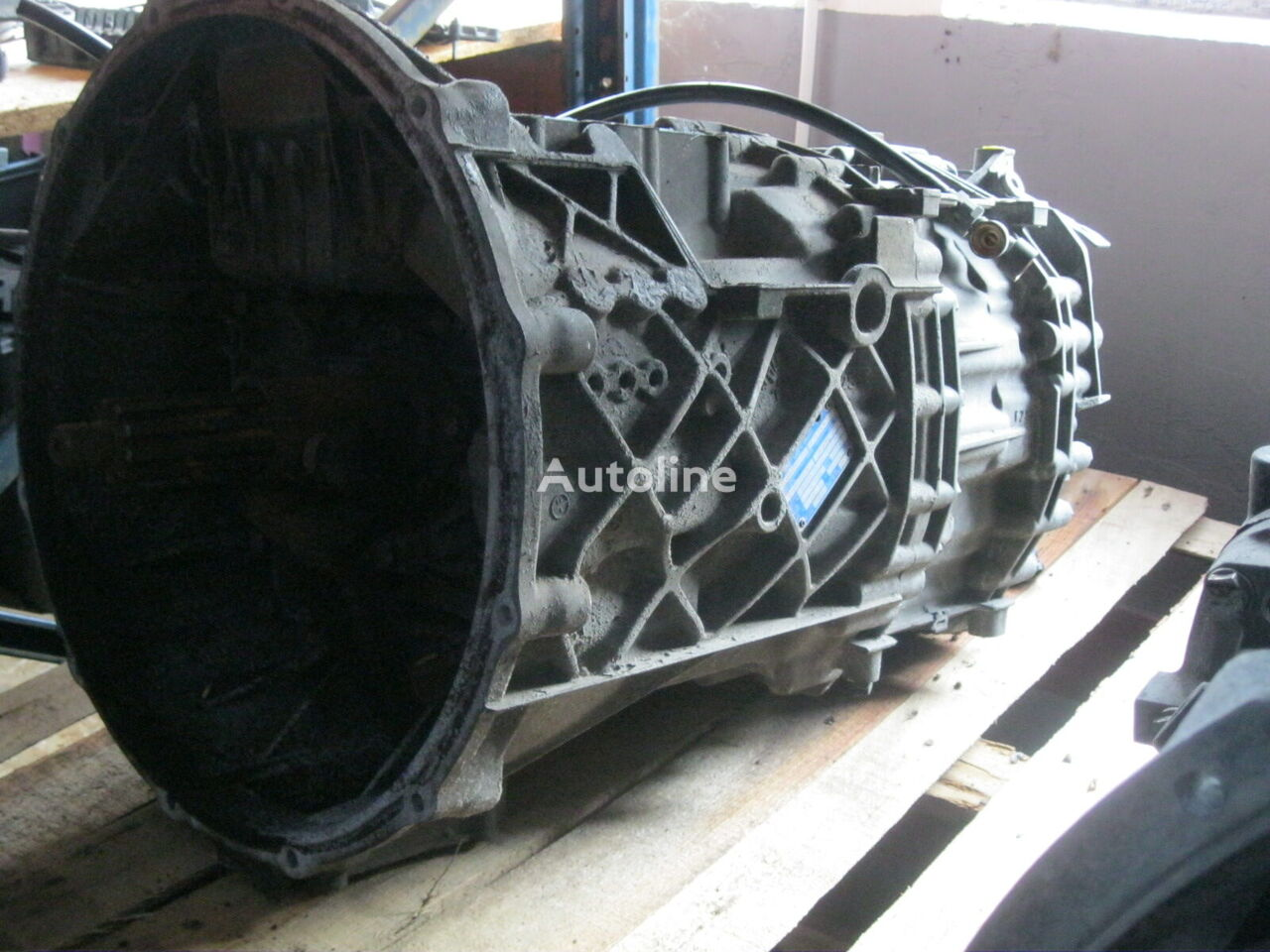 ZF 12AS2540 TD gearbox for DAF XF 105 tractor unit