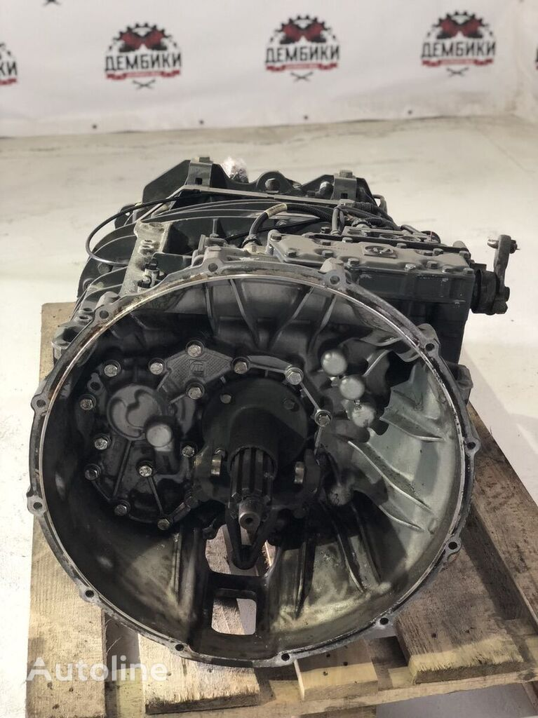 ZF 12S2333 TD gearbox for DAF XF105 truck