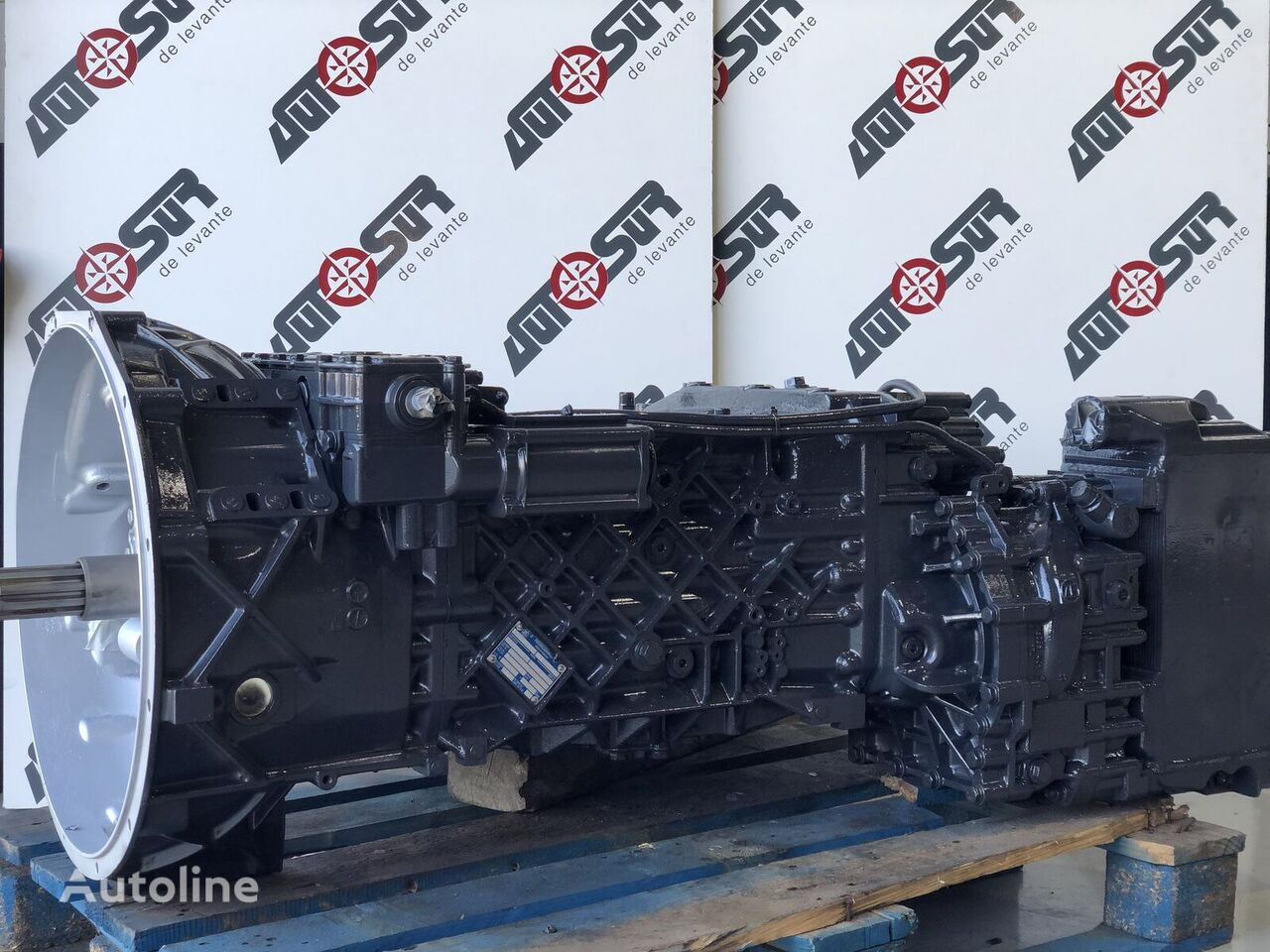 ZF 1316041824 (41271569) gearbox for truck