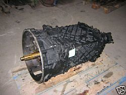 ZF 16 S 151 für MAN, DAF, Iveco, Renault gearbox