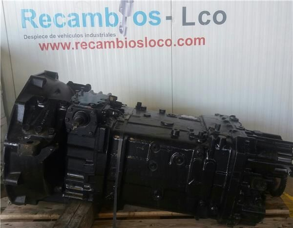 ZF 16 S 160 SERIAL gearbox for MAN truck