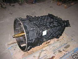 ZF 16 S 221 für MAN, DAF, Iveco, Renault gearbox