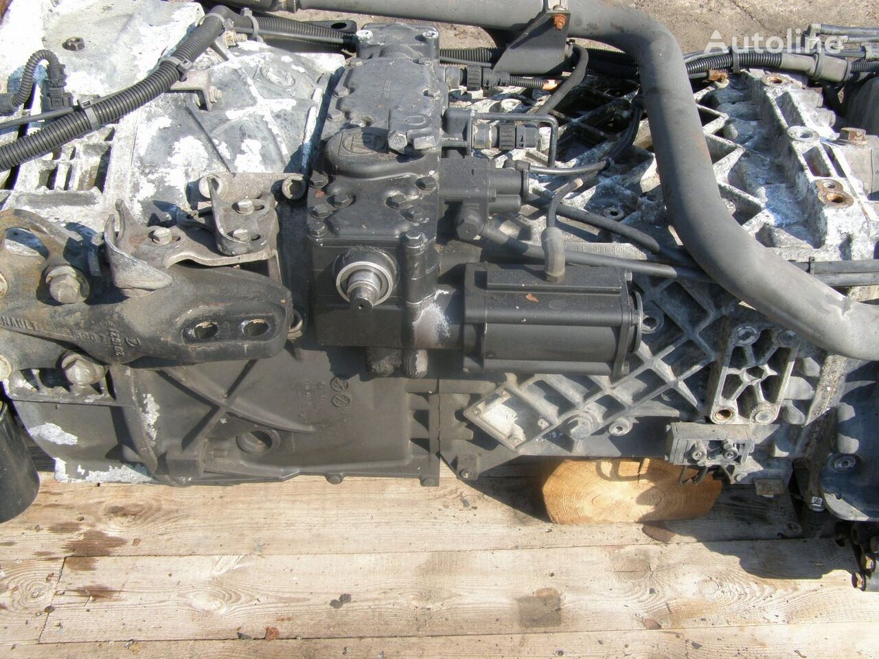 ZF 16S 1920TD gearbox for truck