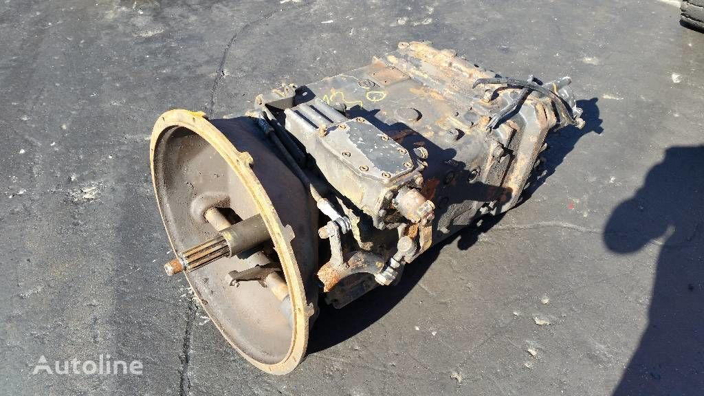 ZF 16S130 gearbox for IVECO Magirus truck