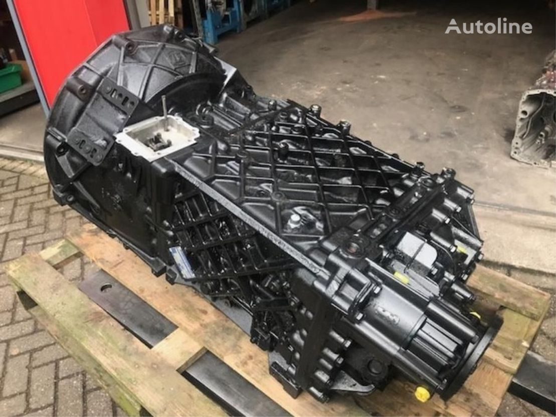 ZF 16S2220 TD gearbox for MAN truck