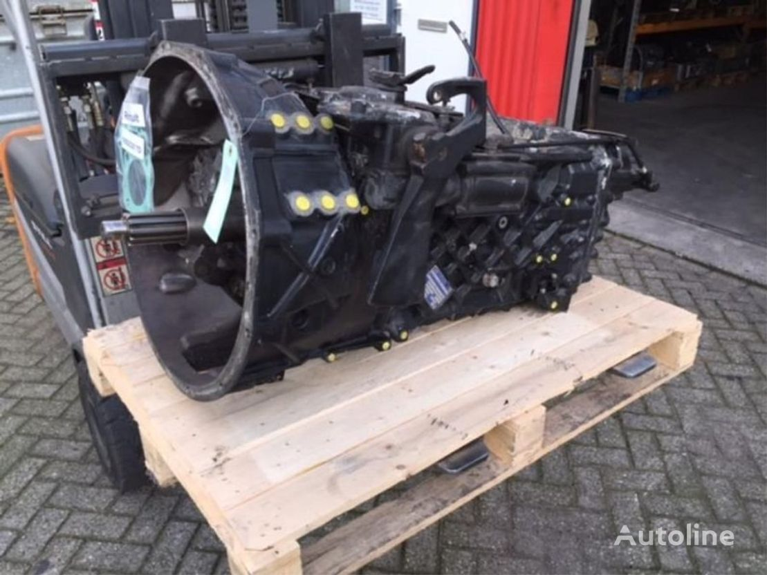 ZF 16S2220 TD gearbox for RENAULT Premium truck