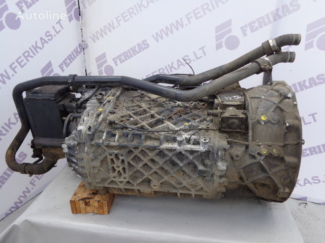 ZF 16S2221TD NEW ECOSPLIT gearbox for IVECO STRALIS tractor unit