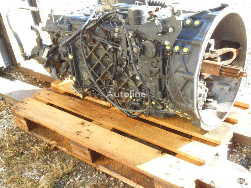 ZF 16S2520 TO Für FZ übers. 13,80-0,84 Part List 1343 002 001 Custo gearbox for MAN Kipper-Mixer FZ SZM truck