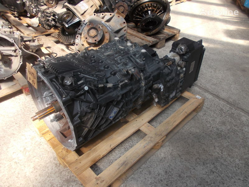 ZF 16s2131td gearbox for MAN tractor unit