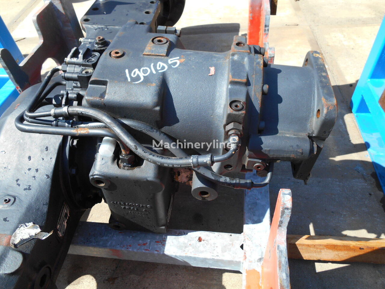 ZF 2HL-100 gearbox for excavator