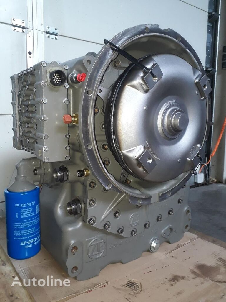 ZF 3 WG 171 gearbox for SVETRUCK mobile crane