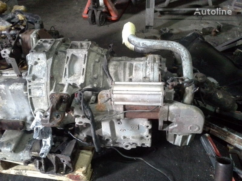 ZF 4HP500 gearbox for MERCEDES-BENZ bus
