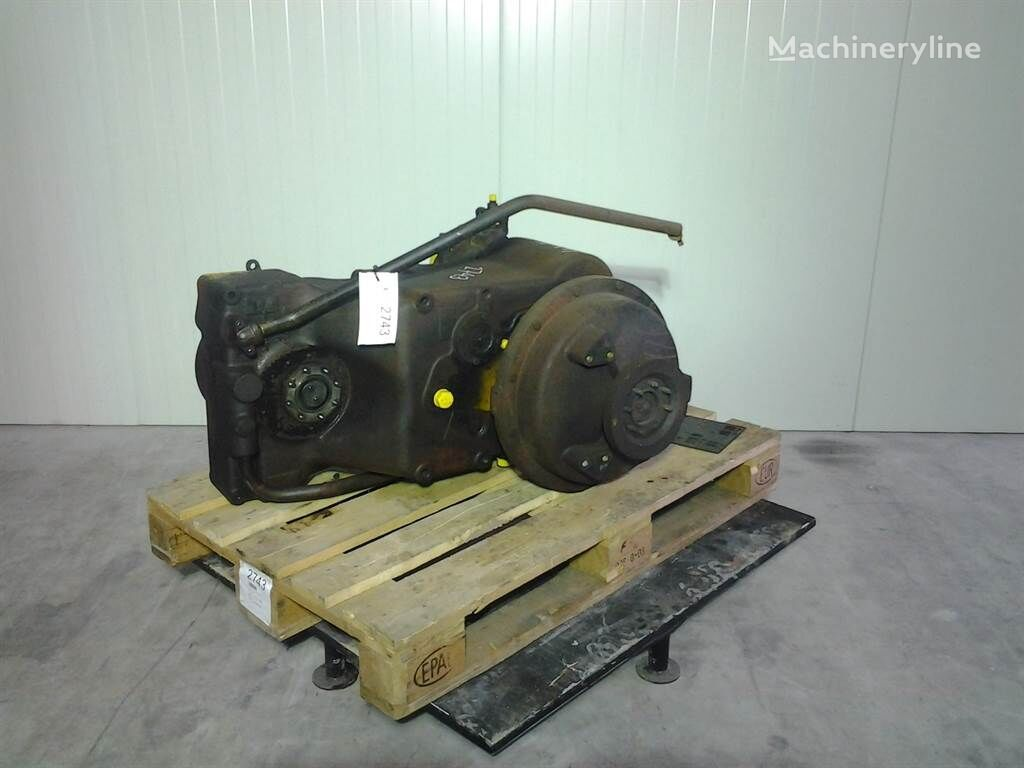 gearbox for ZF 4WG-120 / 8832 truck