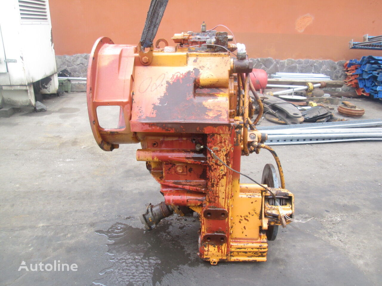 ZF 4WG-250 gearbox for wheel loader