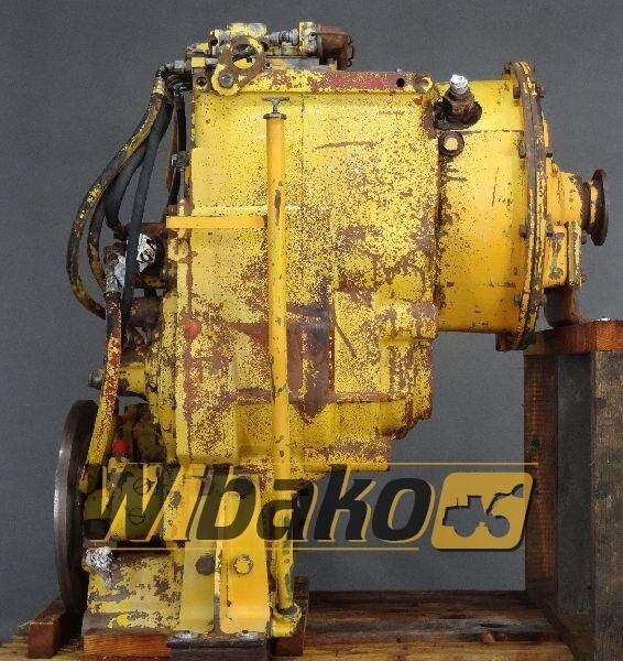 ZF 4WG-250 (4646004020) gearbox for ZETTELMEYER ZL5002 other construction machinery