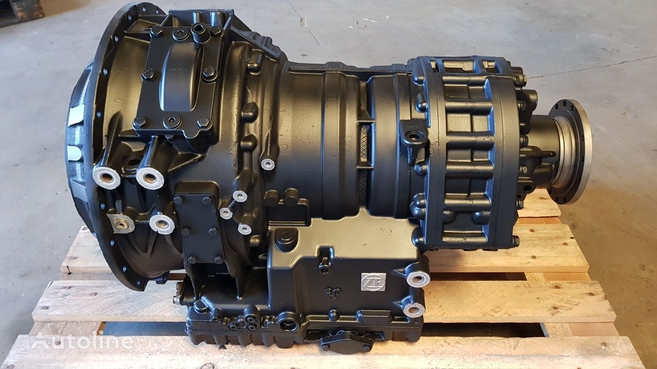 ZF 5HP500 gearbox for VOLVO A25 articulated dump truck