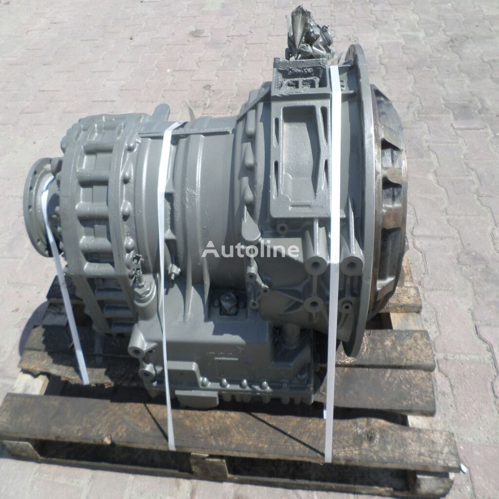ZF 5HP500 gearbox for bus