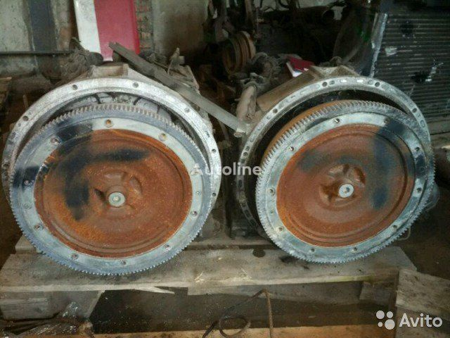 ZF 5HP590/5HP600 gearbox for VOLVO bus