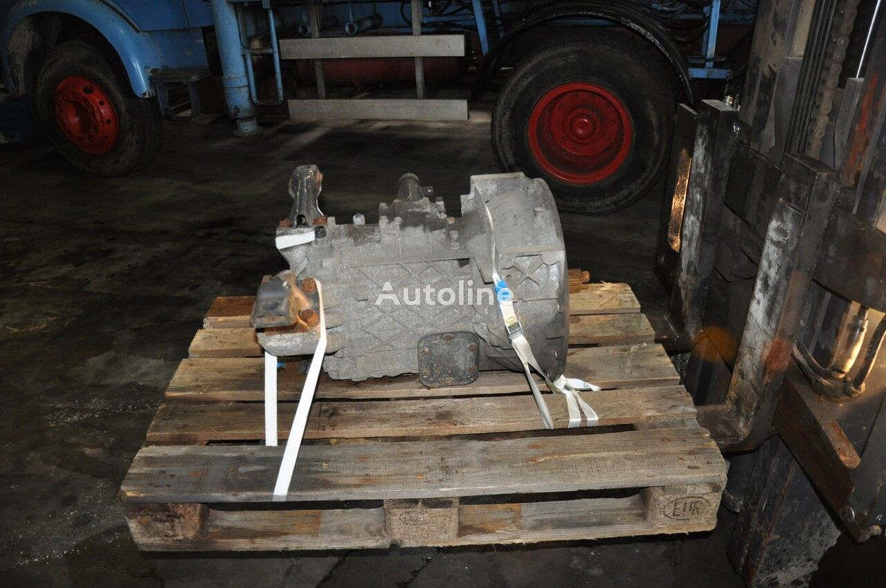 ZF 5S42 gearbox for truck