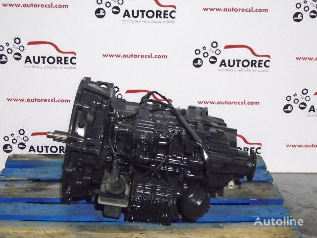 ZF 6 AS 800 TO (1346061033) gearbox for IVECO 100E22 truck