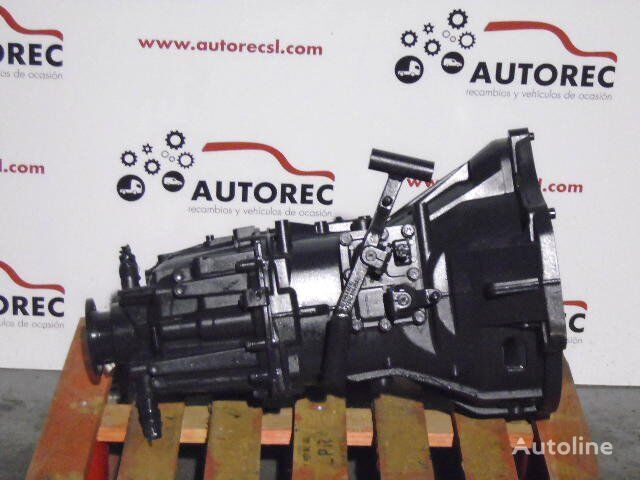ZF 6 S 300 gearbox for RENAULT 130.65 car