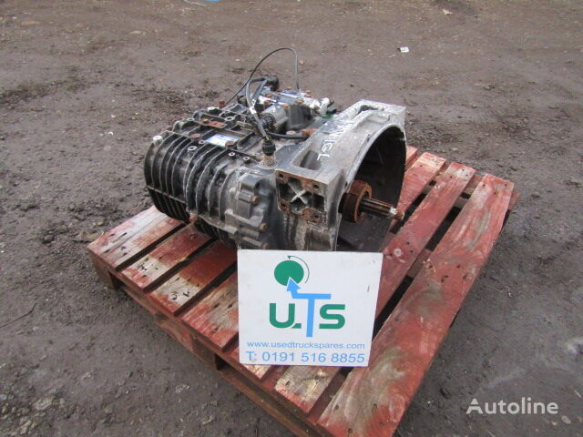 ZF 6AS 850 gearbox for MAN TGL truck
