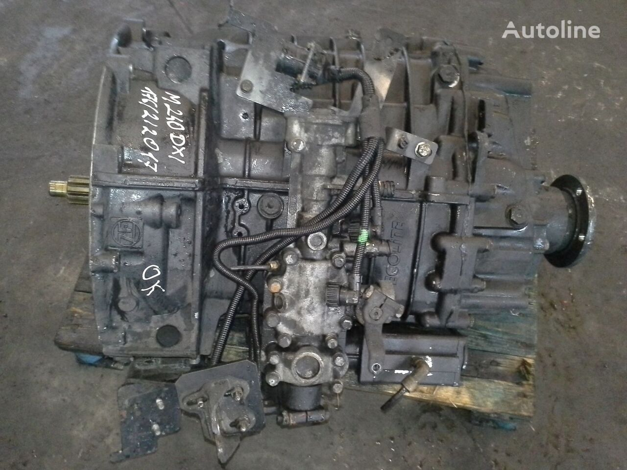 ZF 6S1000T0 gearbox for RENAULT truck