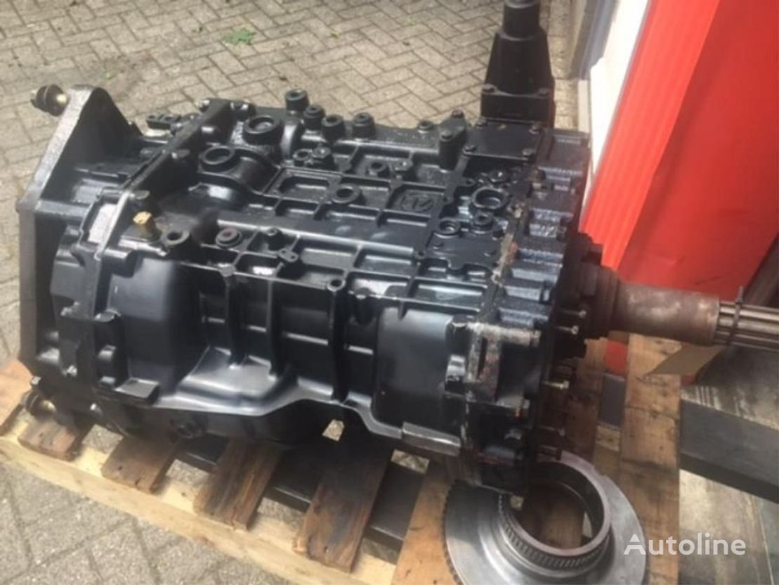 ZF 6S150C gearbox for SETRA bus
