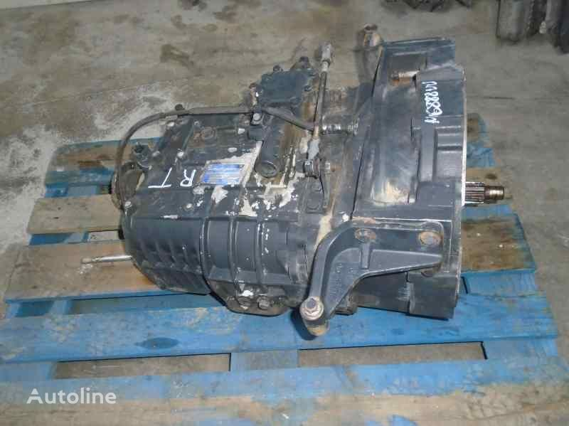 damaged ZF 6S850 gearbox for MAN 12.225 truck