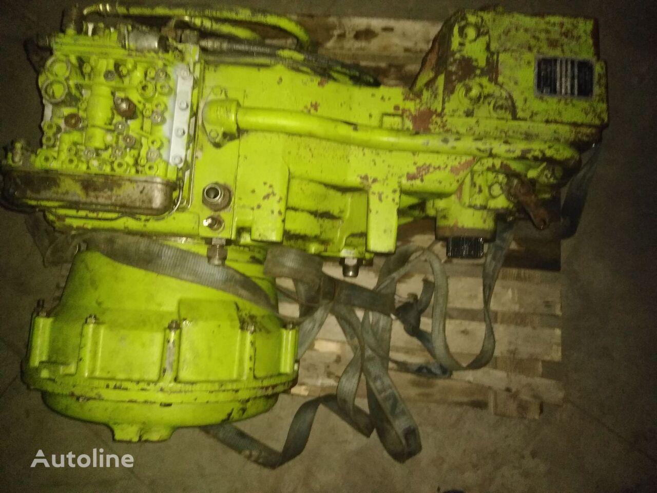 ZF 6WG 200 gearbox for LIEBHERR mobile crane